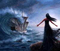 Donde Viven Las Sirenas?