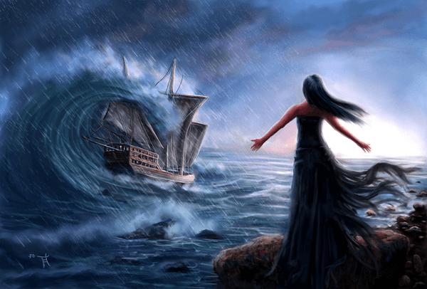 Donde Viven Las Sirenas