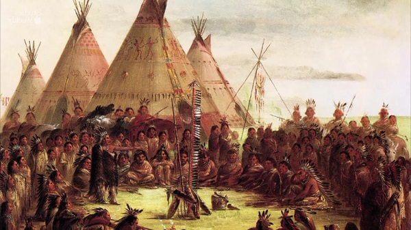 Donde viven los indios que comen como nacen - Donde viven los acaros ...